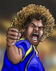 Lasith Malinga To Miss England And Australia Series Cricket Articles News Cartoons Statistics Holdingwilley